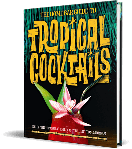 The Tropical Cocktails Book
